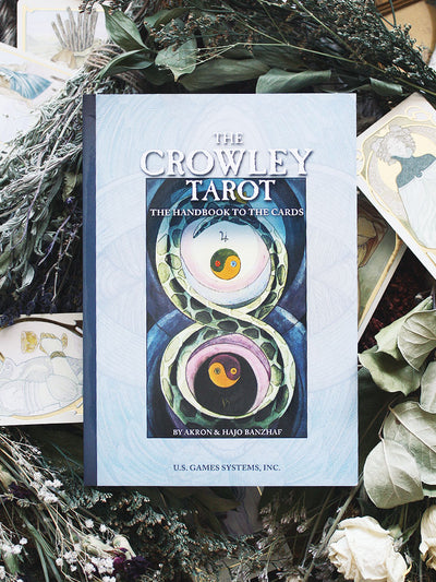 Crowley Tarot Book