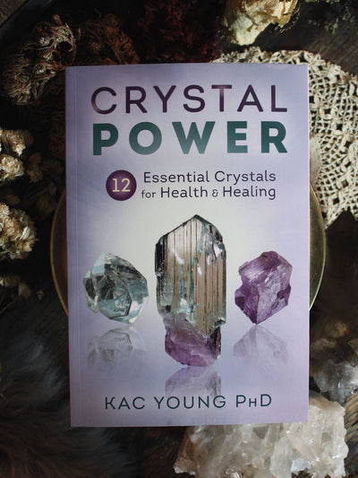 Crystal Power Book