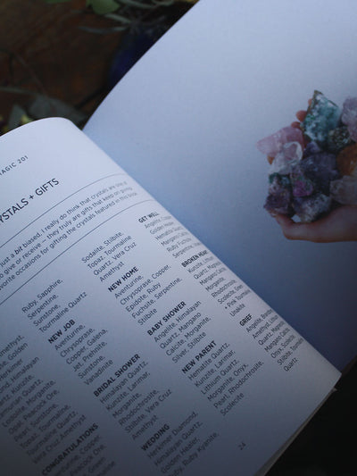 Crystallize - The Modern Guide to Crystal Healing