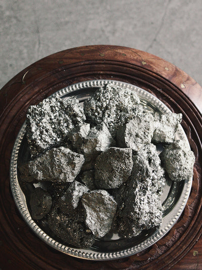 Raw Pyrite Pieces