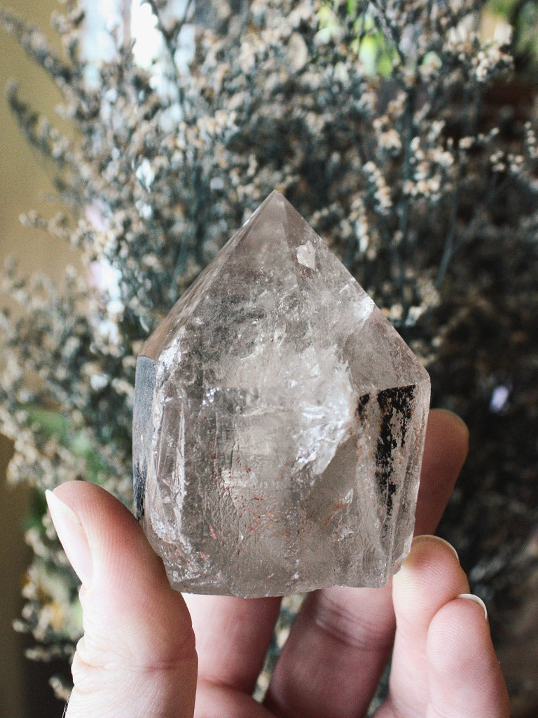 Smokey Quartz Raw Generators