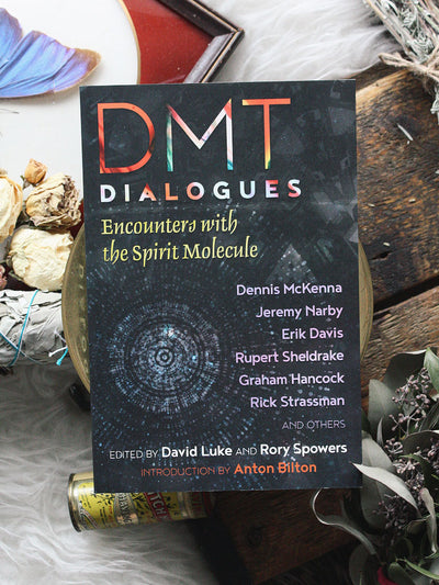 DMT Dialogues: Encounters with the Divine Molecule