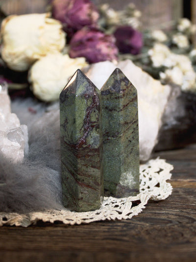 Dragon Blood Jasper Generators