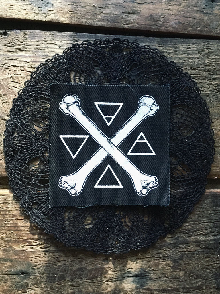 Elemental Crossbones Patch