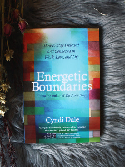Energetic Boundaries Book