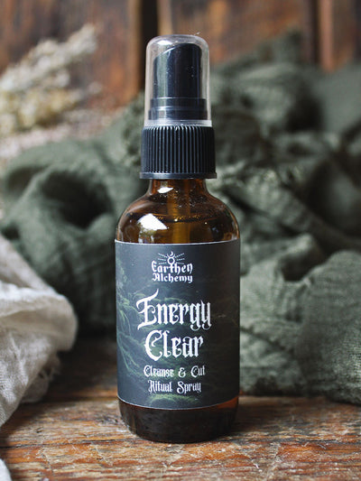 Energy Clearing Ritual Spray