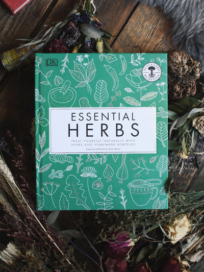 Essential Herbs Book