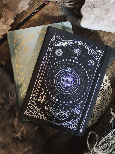 Ether Dream Journals by Magic of I