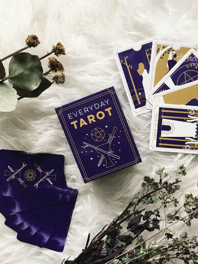 Everyday Tarot Mini Deck