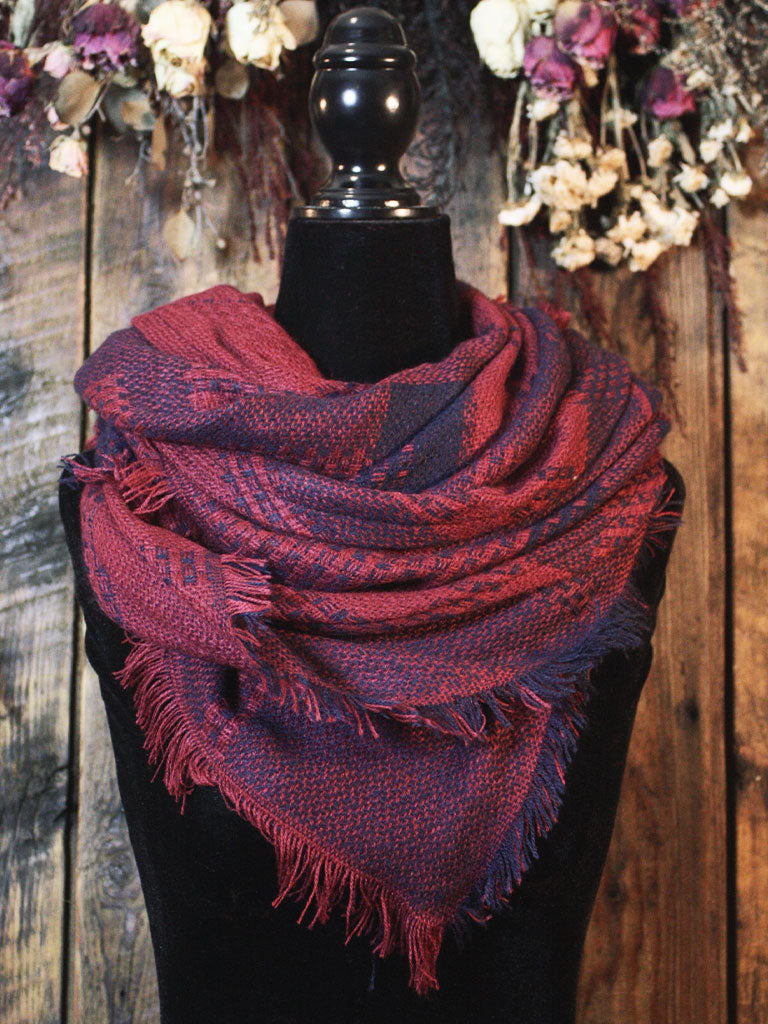 Fiddle Rose Essential Scarves