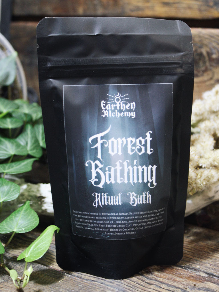 Forest Bathing Ritual Bath Soak