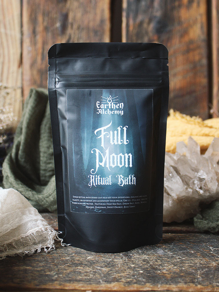 Full Moon Ritual Bath Soak