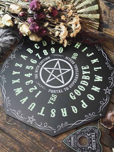 Glow in the Dark Spirit Board