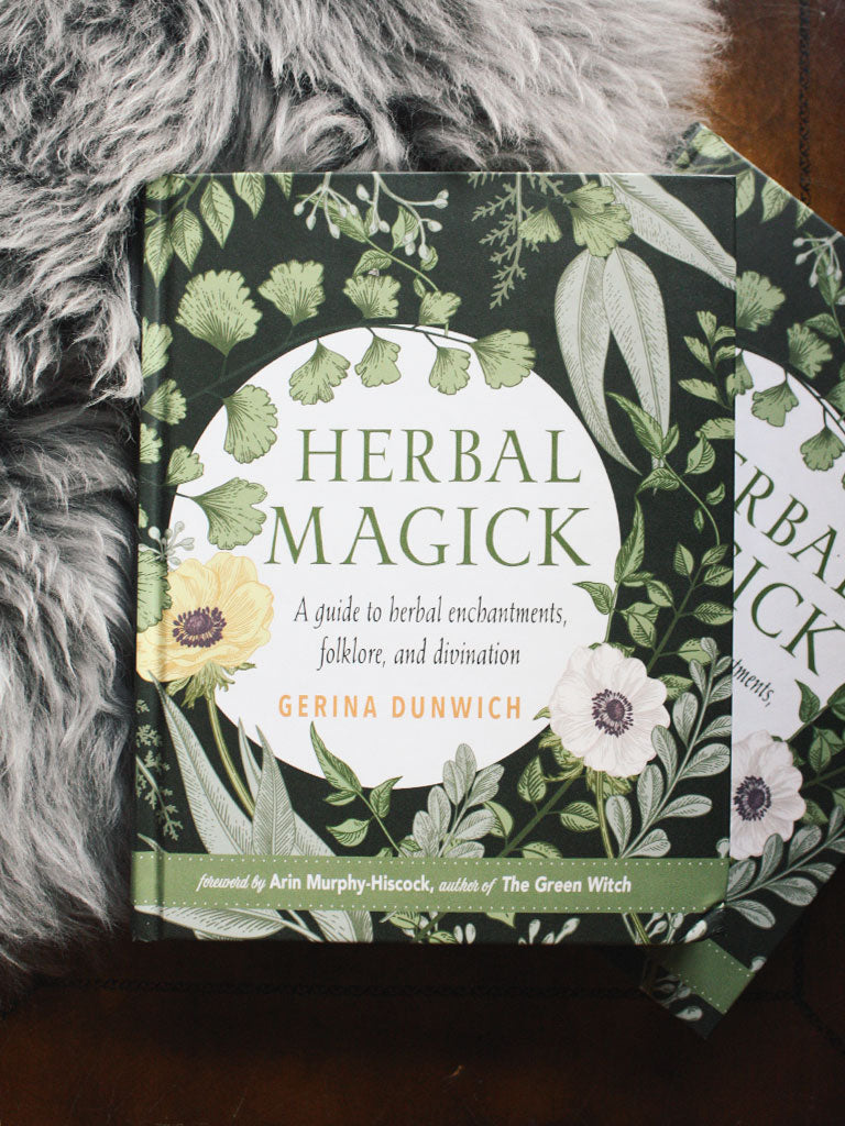 Herbal Magick a Witch's Guide