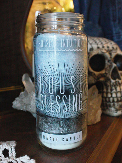 House Blessing Magic Candle - House of Intuition