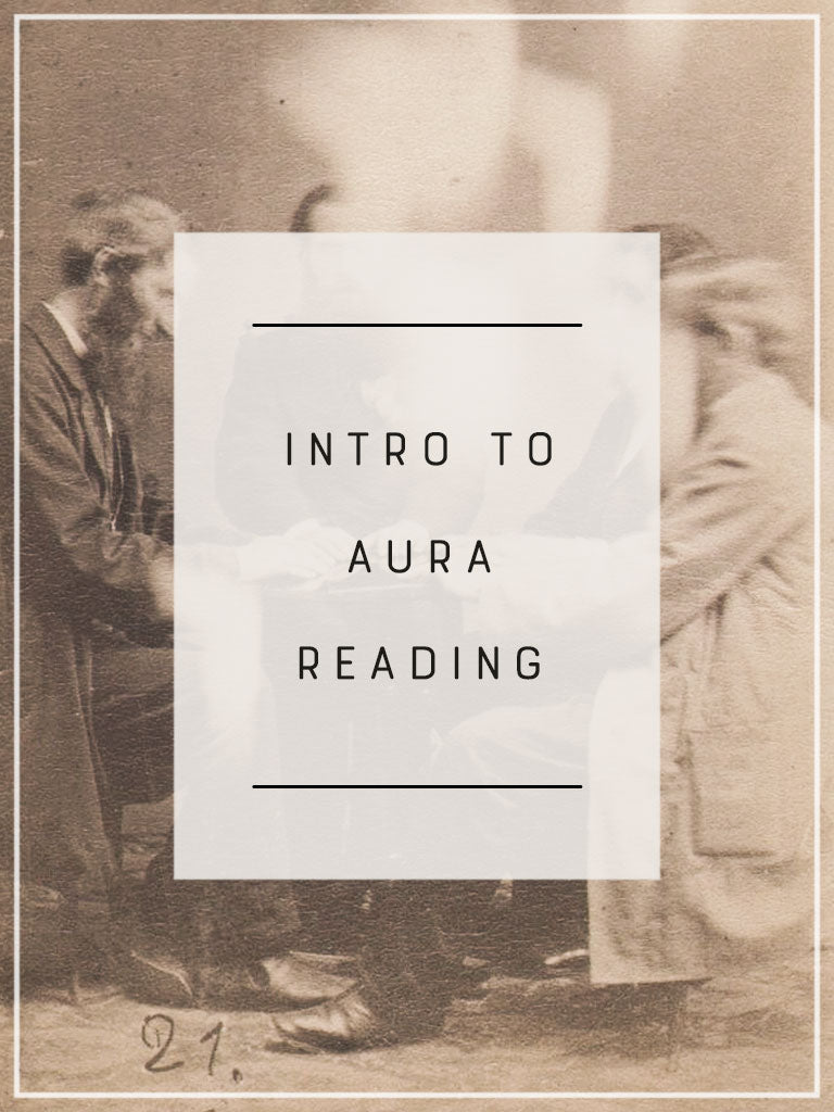 Intro to Aura Reading
