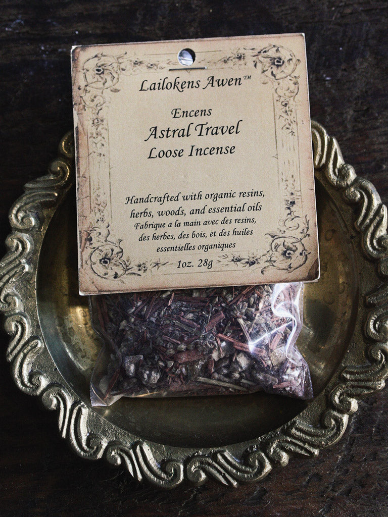 Organic Astral Travel Incense