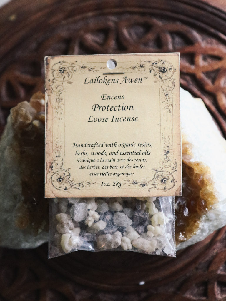Organic Protection Blend Incense