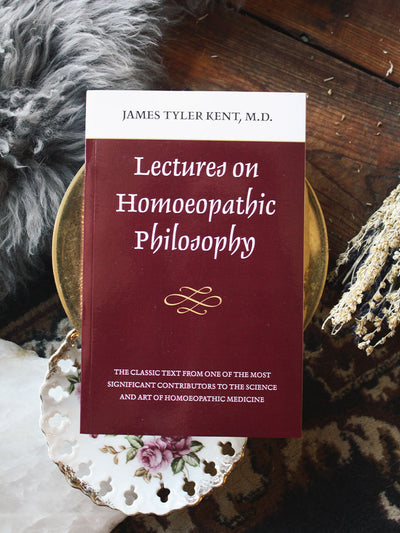 Lectures on Homeopathic Philosophy