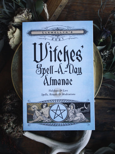 Llewellyn's 2021 Witches' Spell a Day