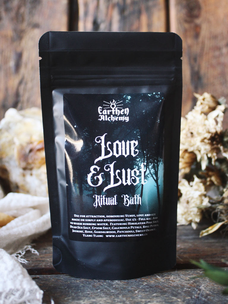 Love & Lust Ritual Bath Soak