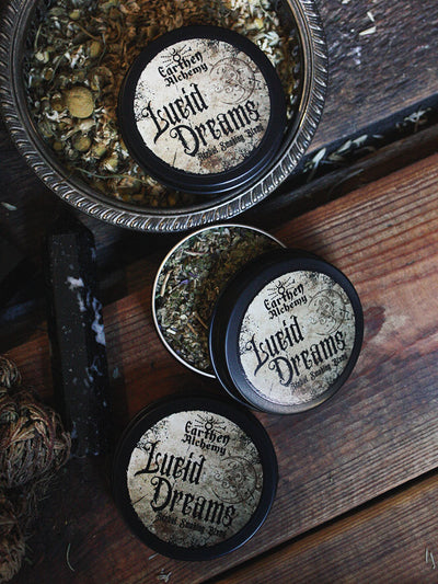 Lucid Dreams Smoking Blend