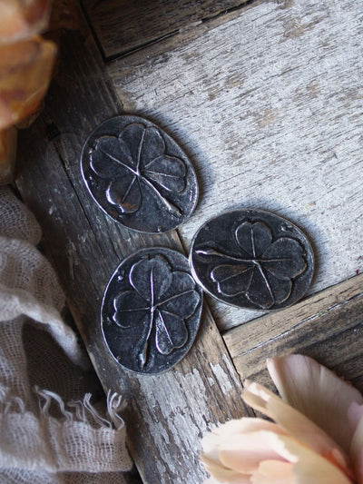 Lucky Clover Pocket Coin