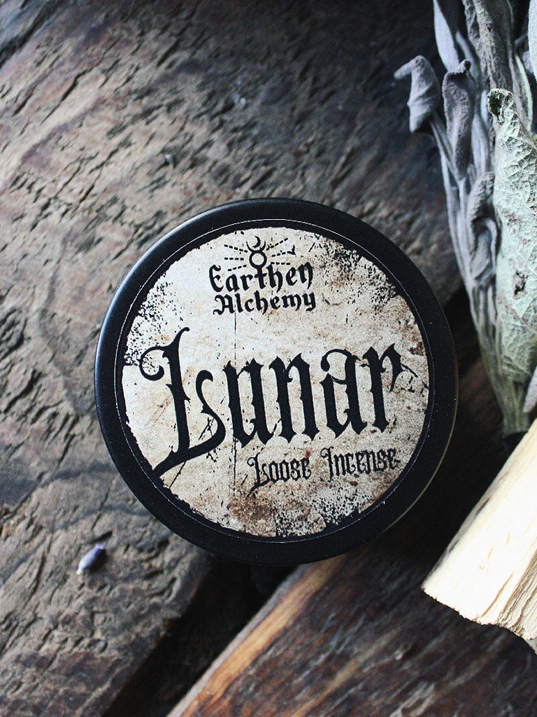 Lunar Loose Incense