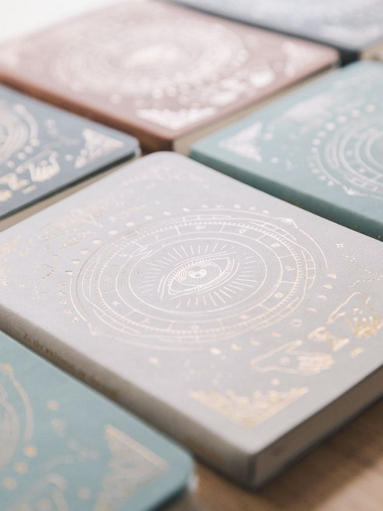 Vegan Leather Journals by Magic of I