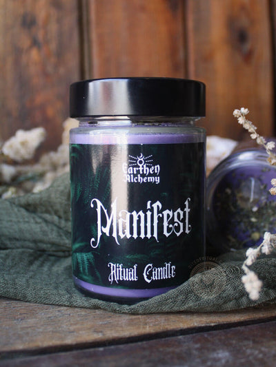 Manifest Soy Ritual Candle
