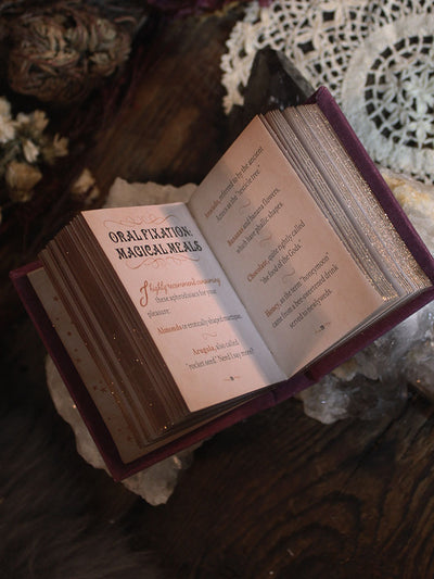 Mini Witches Spell Book