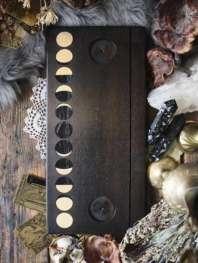 Moon Phase Altar Boards