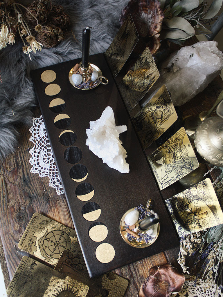 Witch Crafted Altar Boards