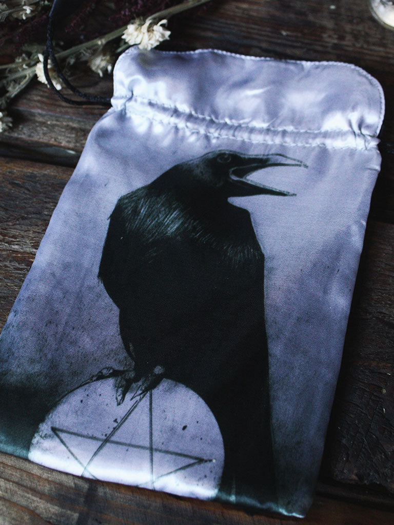 Murder of Crows Tarot Bag
