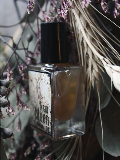 New Moon  Perfume Oil