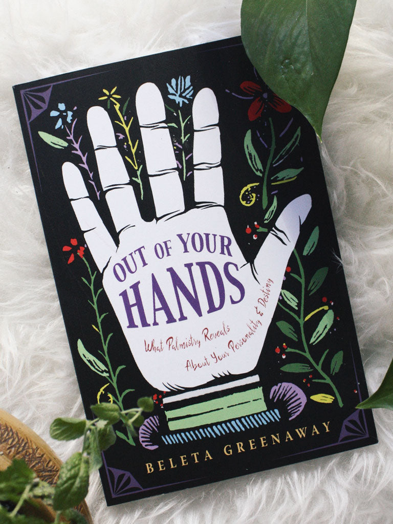 Out of Your Hands Book