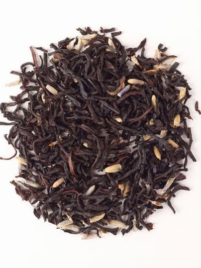 Black Lavender Tea