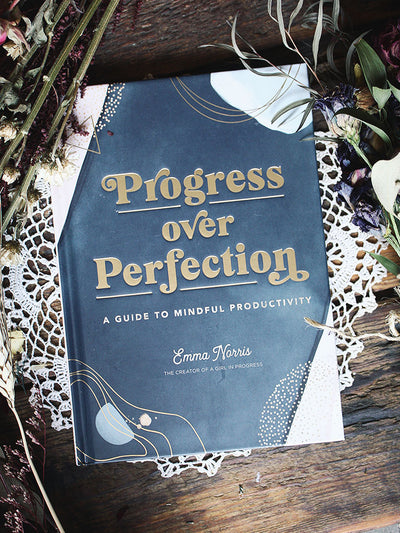 Progress Over Perfection: A Guide to Mindful Productivity
