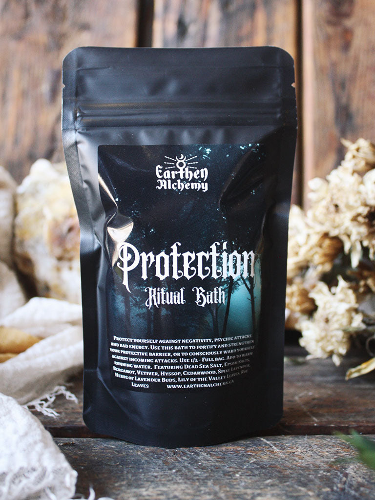 Protection Ritual Bath Soak