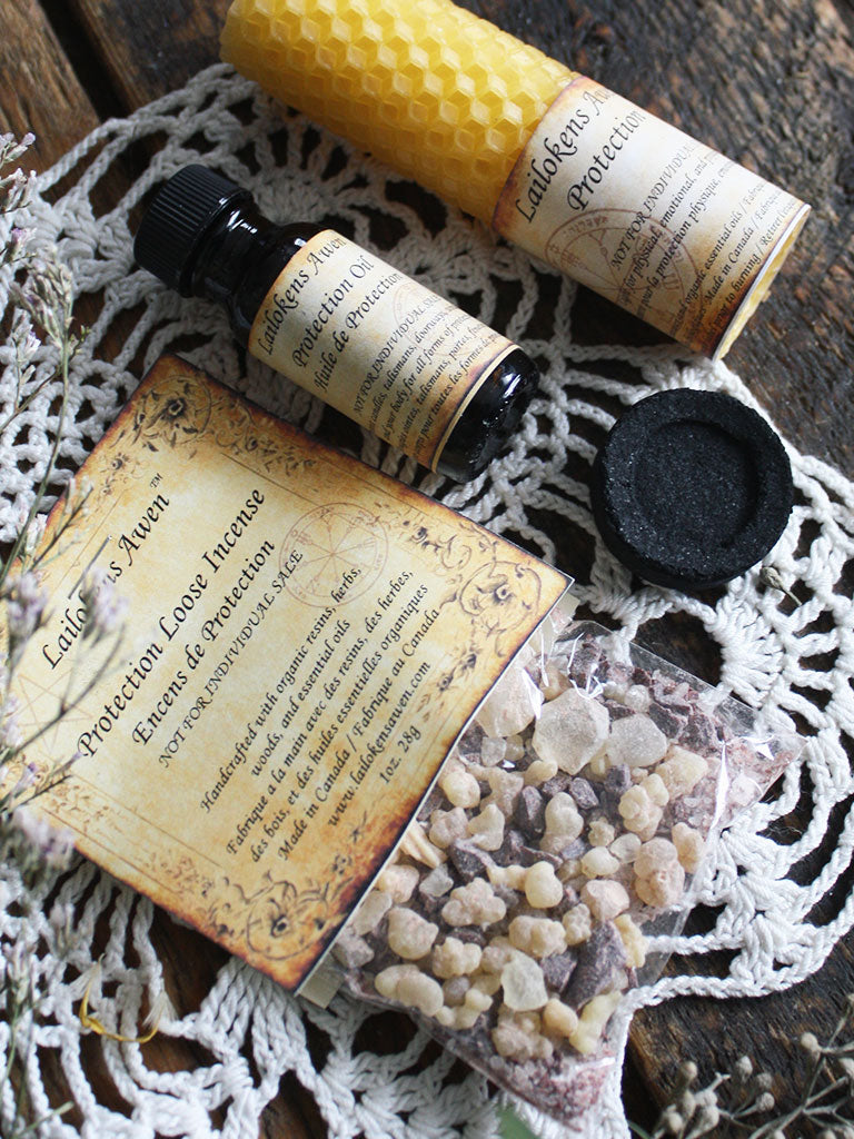 Protection Ritual Set