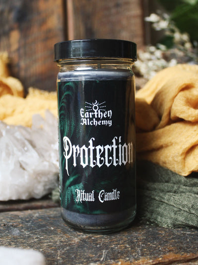 Protection Soy Ritual Candle