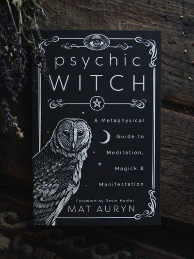 Psychic Witch: A Metaphysical Guide to Meditation, Magick, and Manifestation