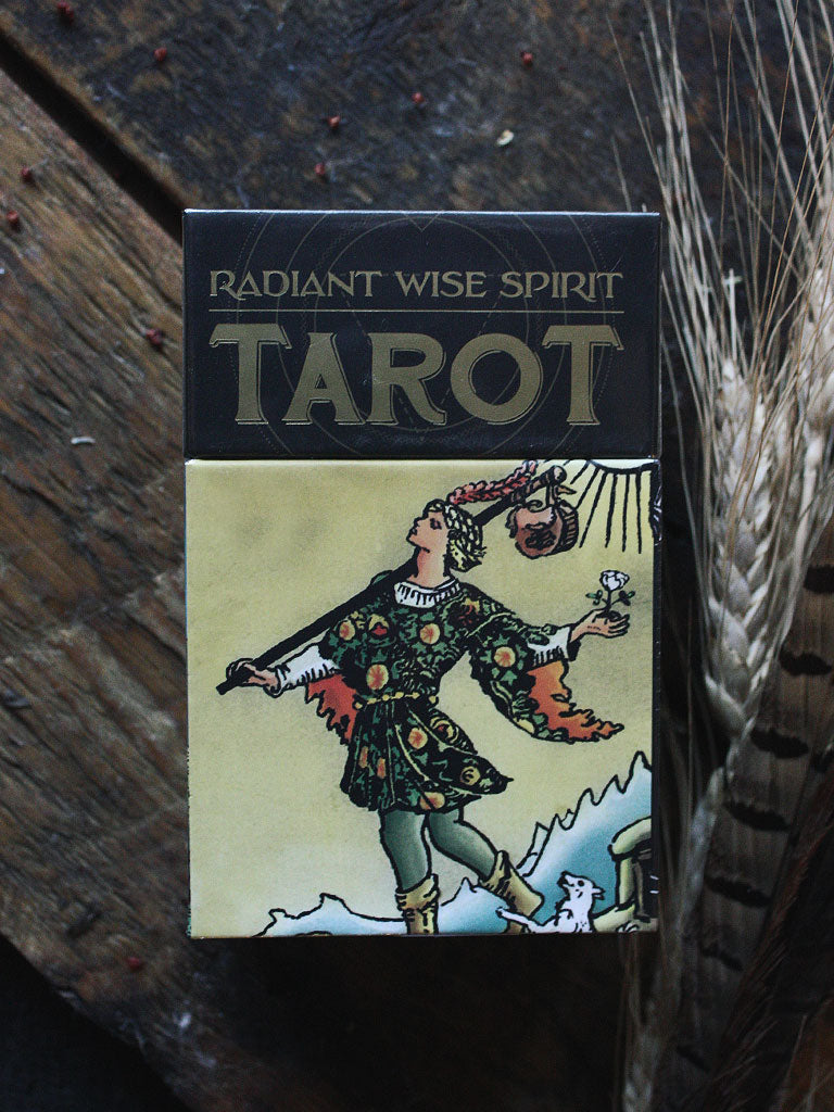 Radiant Wise Spirit Tarot Deck