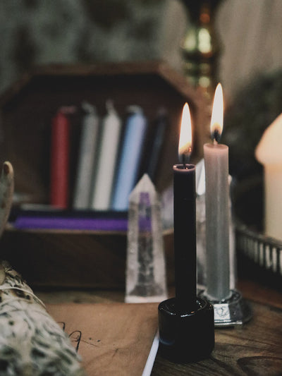 Chime Spell Candles - Rite of Ritual