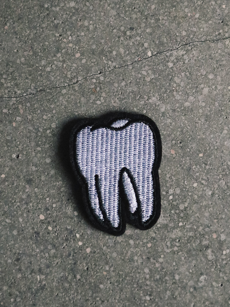 Pulling Teeth Patch
