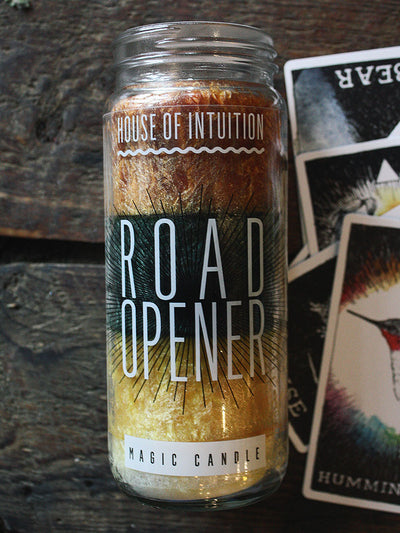 Road Opener Magic Candle - House of Intuition