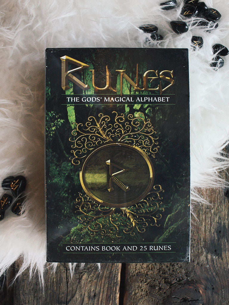 Runes Kit: The God's Magical Alphabet
