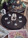 Sacred Septagram Crystal Grids