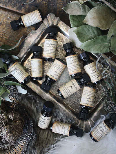 Organic Anointing Oil - Archangel Raphael