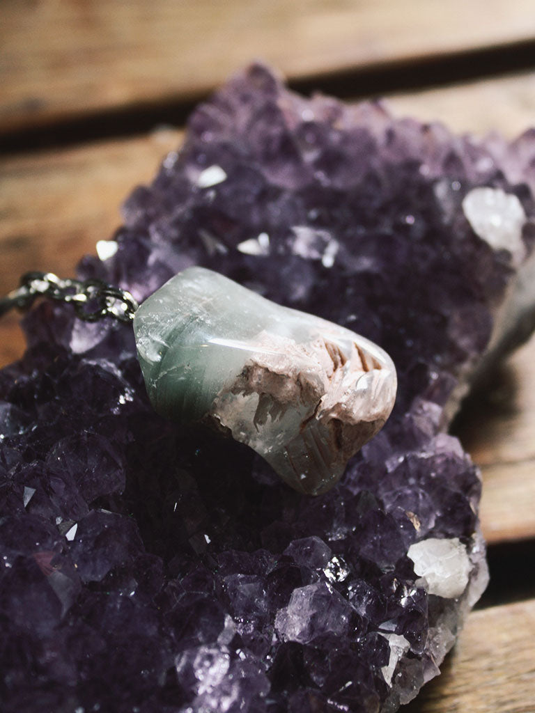 Shamanic Dream Quartz Key Chains